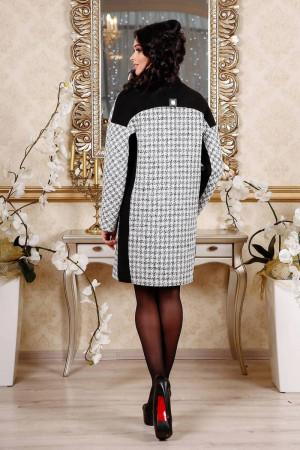 Жіноче пальто «Тіанна» білого кольору