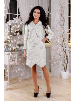 Женское пальто «Лиммер» белого цвета