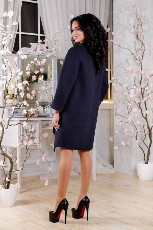 Жіноче пальто «Ліммер» синього кольору
