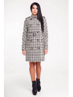 Жіноче пальто «Гарстон» бежевого кольору