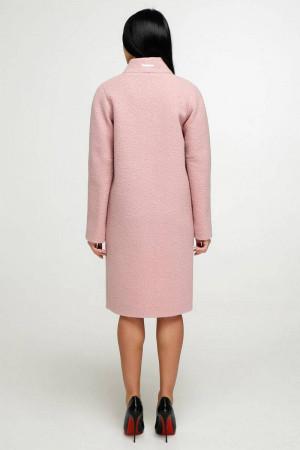 Жіноче пальто «Джуді» рожевого кольору