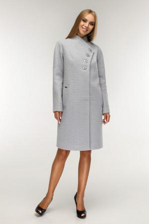 Женское пальто «Джуди» серого цвета