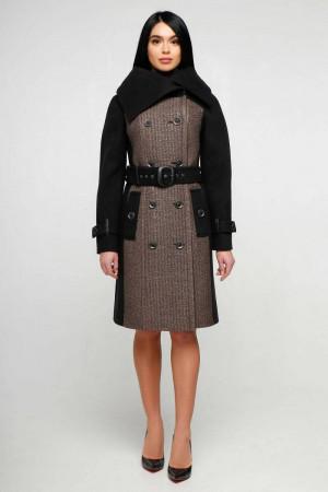 Жіноче пальто «Татри» бежевого кольору