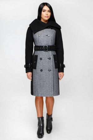 Женское пальто «Татры» серого цвета