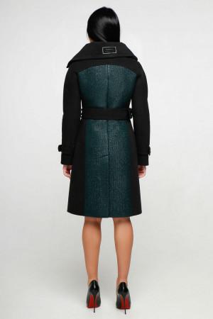 Жіноче пальто «Татри» зеленого кольору
