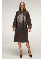 Женское пальто «Санса» цвета мокко