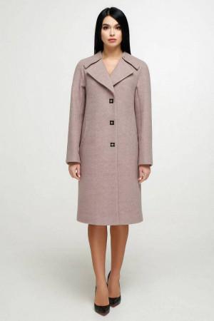 Жіноче пальто «Модрина» бежевого кольору
