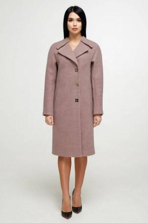 Жіноче пальто «Модрина» кольору старого дерева