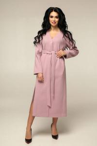 Кардиган «Морроу» рожевого кольору 52 розмір