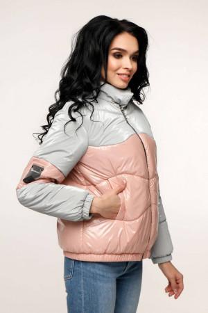 Куртка женская «Гэбби» светло-серого цвета
