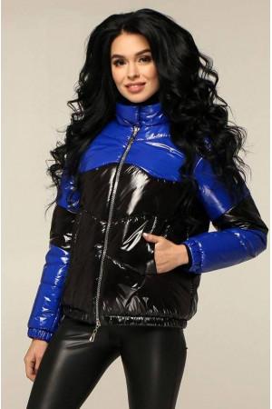 Куртка жіноча «Геббі» кольору електрик