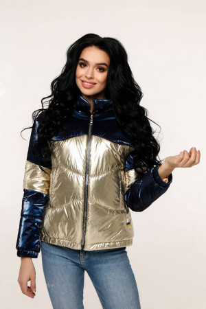 Куртка жіноча «Геббі» кольору нічного неба