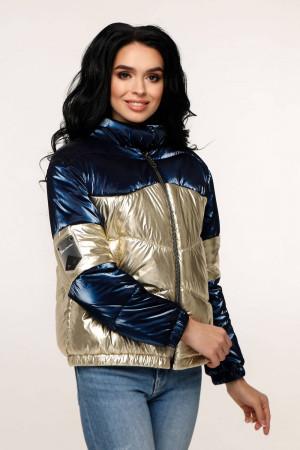 Куртка женская «Гэбби» цвета ночного неба