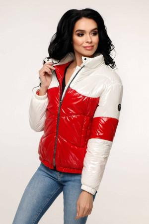 Куртка женская «Гэбби» белого цвета
