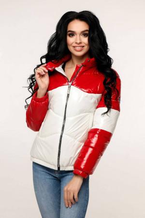 Куртка жіноча «Геббі» червоного кольору
