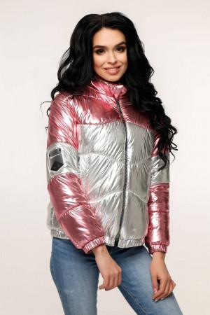 Куртка жіноча «Геббі» рожевого кольору