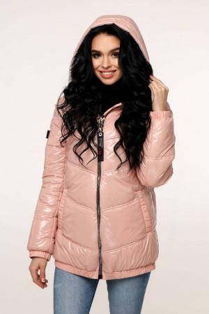 Куртка жіноча «Віторі» рожевого кольору