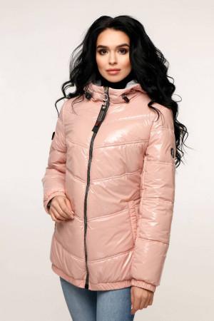 Куртка женская «Витори» розового цвета