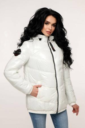 Куртка жіноча «Віторі» білого кольору