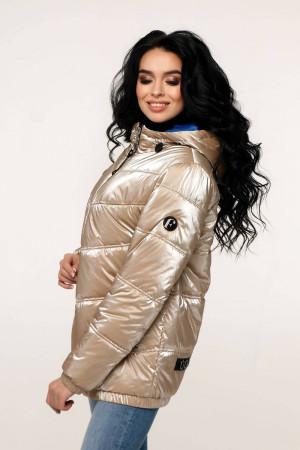 Куртка женская «Витори» кремово-бежевого цвета 46 размер