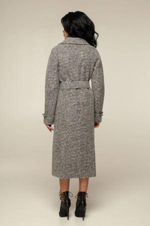 Женское пальто «Палома» серого цвета