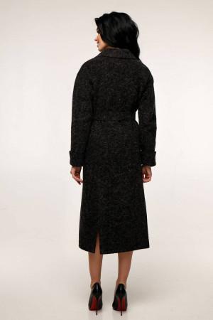 Женское пальто «Палома» черного цвета