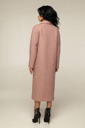 Женское пальто «Босх» розового цвета