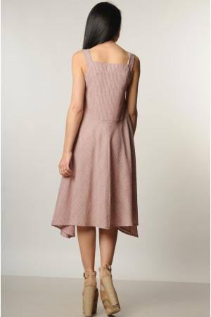 Сарафан «Папайя» светло-розового цвета
