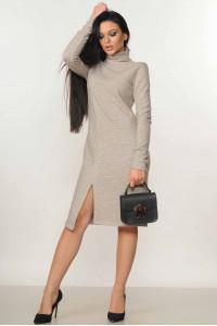 Сукня «Аміда» бежевого кольору