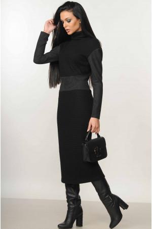 Сукня «Алсу» чорного кольору