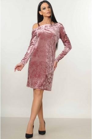 Сукня «Міліта» рожевого кольору