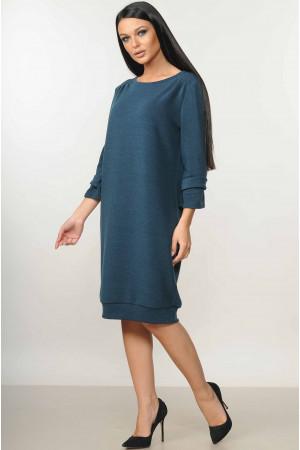 Платье «Минори» синего цвета