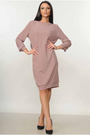 Платье «Минори» розового цвета