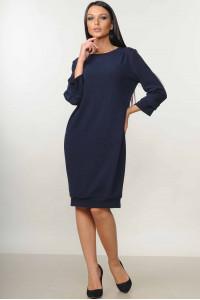 Сукня «Мінорі» темно-синього кольору