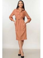 Сукня «Діона» теракотового кольору