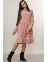 Сукня «Шеріл» кольору пудри