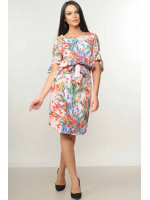 Сукня «Феліче» рожевого кольору з квітковим принтом