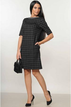 Платье «Мэри» черного цвета