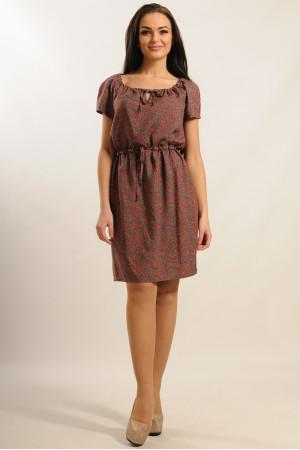 Сукня «Кіра» кольору хакі