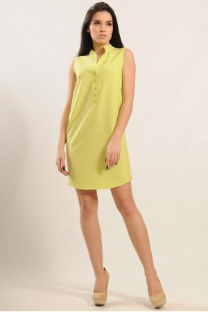 Сукня «Лайм» жовтого кольору