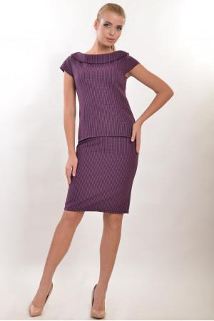 Спідниця «Кеннеді» фіолетового кольору