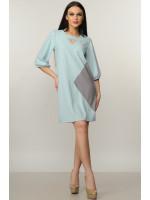 Сукня «Вета» блакитного кольору