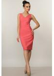 Сукня «Лорі» коралового кольору