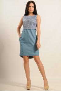 Сукня «Ельба» геометрія