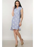 Платье «Лана» синего цвета