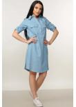 Сукня «Тейлі» блакитного кольору