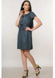 Сукня «Кіра» темно-зеленого кольору