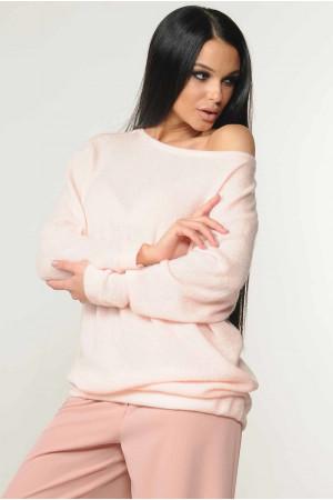 Світшот «Мікаель» рожевого кольору