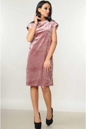 Сукня «Евеліна» рожевого кольору