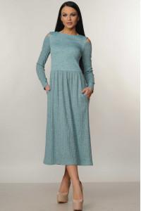 Платье «Венди» цвета мяты